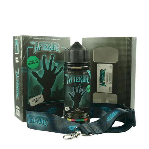 The AfterLife - 100ml of Horror