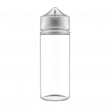 120ml Chubby Gorilla Bottle 10 Pack - Clear