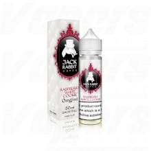 Jack Rabbit Vapes 60ml -  Raspberry White Cookie