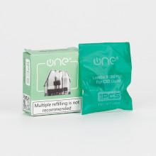 OneVape Lambo 2 Cartridge CBD 1.5ml 1ohm - 1 Pack