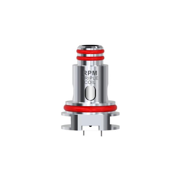SMOK RPM40 Coil 0.6ohm (Triple) - 5 Pack