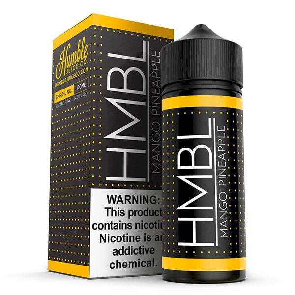 Humble - Mango Pineapple - 120ml