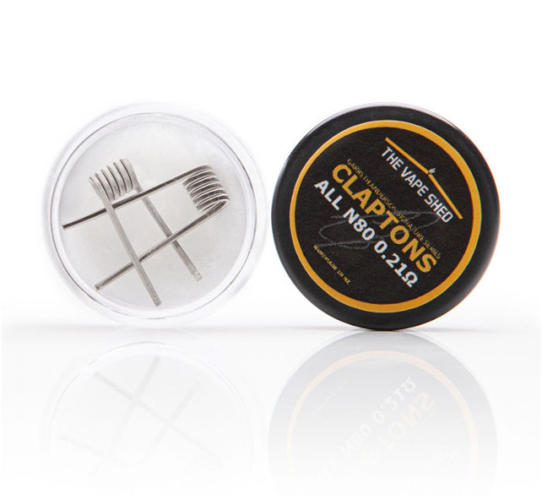The Vape Shed Garreth Anderson Signature Series - Claptons