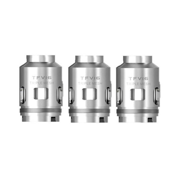 SMOK TFV16 Coil 0.15ohm (Triple Mesh Coil) - 3 Pack