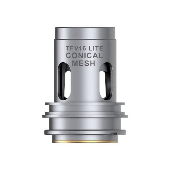SMOK TFV16 Lite Coil FDA Package 0.2ohm (Conical Mesh) - 3 Pack