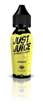 Just Juice - Lemonade 60ml