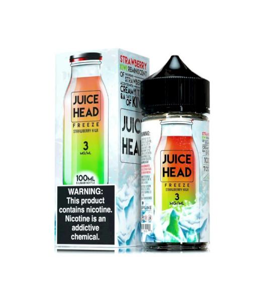 Juice Head - Strawberry Kiwi 100ml