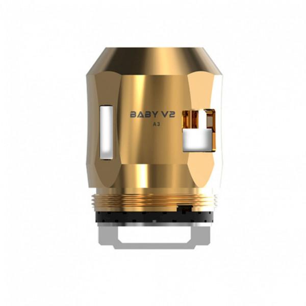 Smok Baby V2 A3 Coils 0.15ohm - Gold - 3 Pack