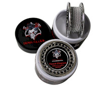 Demon Killer Fused Clapton Wire 28GA*2+32GA 15FT