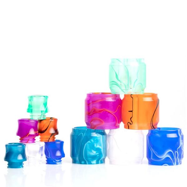 SMOK Acrylic Tube with Acrylic Drip Tip