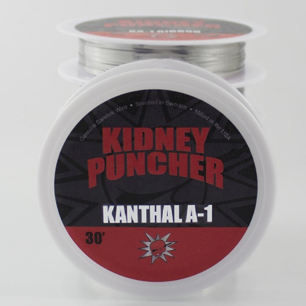 Kidney Puncher Kanthal A-1 30ft Spool