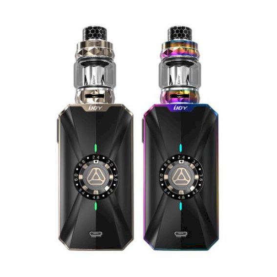 IJOY Zenith 3 Kit with Diamond Subohm Tank (With 20700 x2)