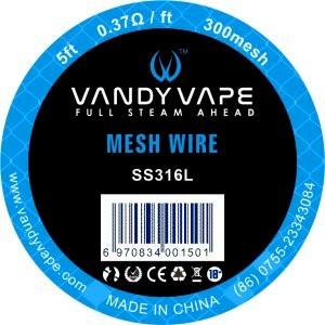 Vandyvape Mesh SS316 Wire