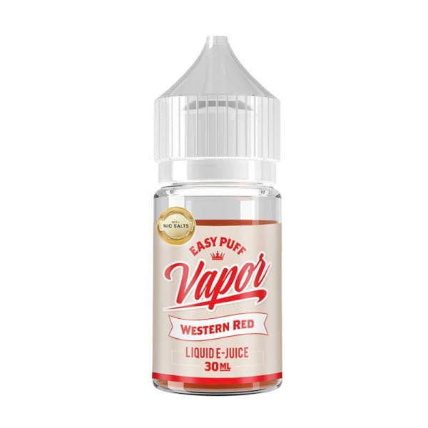 EasyPuff Vapors - Western Red 30ml