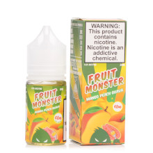 Fruit Monster - Mango Peach Guava - Salts - 30ml - 48mg