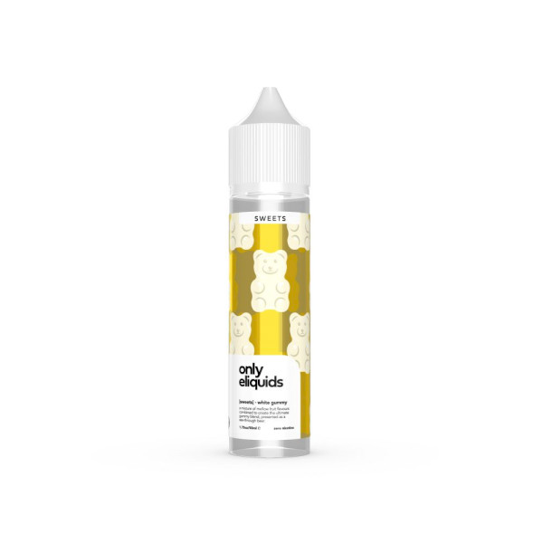 Only - Sweets - White Gummy - 60ml