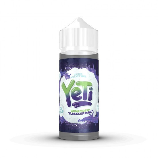 Yeti - Honeydew Blackcurrant - 100ml