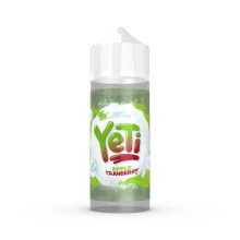 Yeti - Apple Cranberry - 100ml