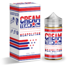 Cream Team - Neopolitan - 100ml