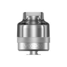 Voopoo RTA Pod 2ml For Drag S Drag X - Silver