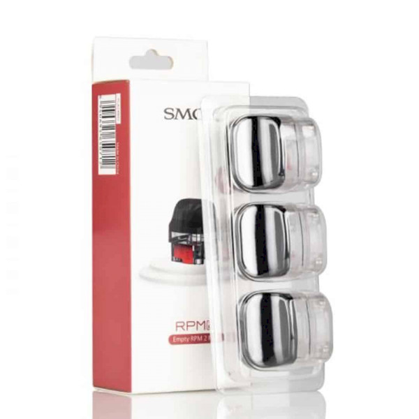 SMOK RPM 2 Empty Pod For RPM Coils - 3 Pack